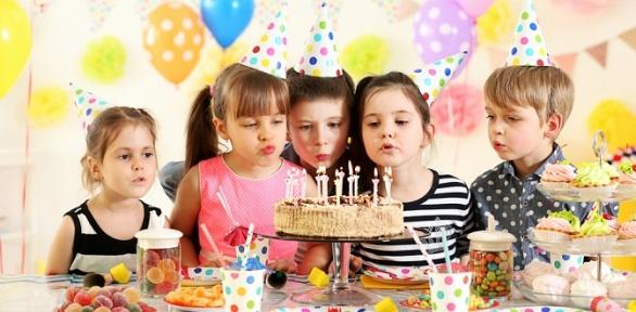 Проведение детского дня рождения откомпании «Волшебная страна»
