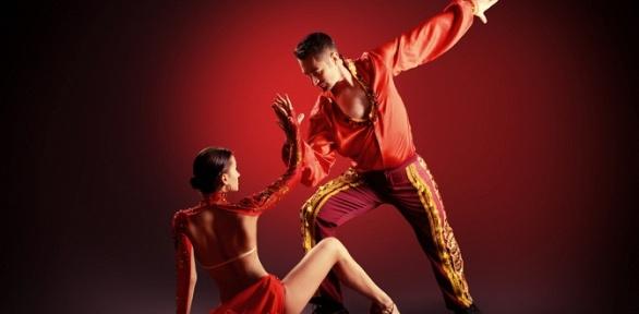 Занятия танцами вшколе танцев Belanova