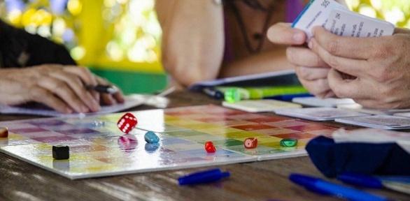 Участие втрансформационной онлайн-игре самопознания «Лила-Чакра»