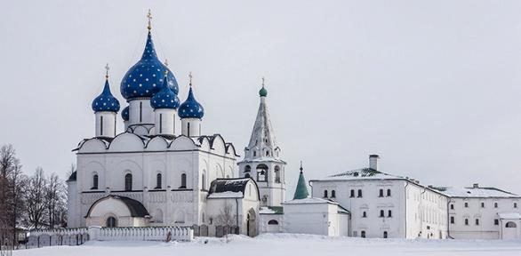 Тур поЗолотому кольцу оттуроператора «Русь»