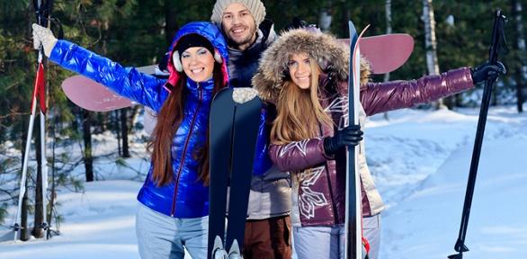 Прокат сноуборда, горных лыж, ватрушки откомпании Prokat 116