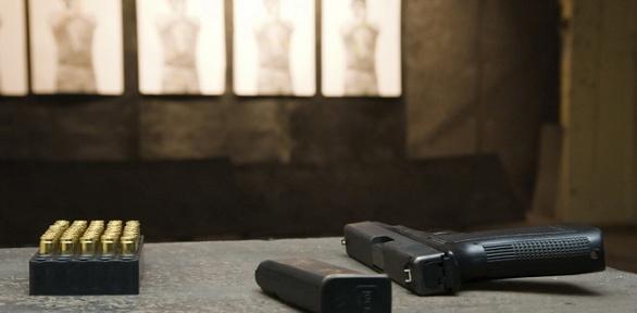 Стрельба изогнестрельного оружия встрелковом комплексе «Боевая миля»