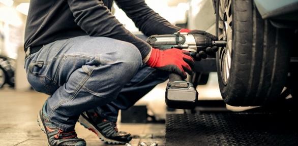 Шиномонтаж, балансировка 4колес откомпании Fix-Tyre