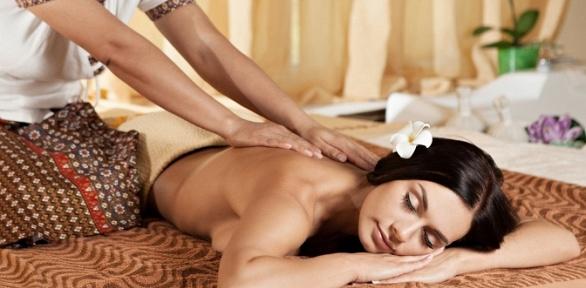 Сеанс массажа в«Центре саморазвития иоздоровления человека»