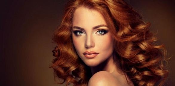 Стрижка, окрашивание, нанесение сыворотки для волос встудии PerSona