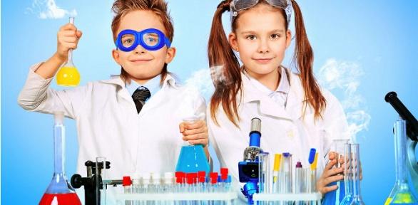 Мастер-класс «Волшебная химия» или занятия похимии вклубе «Фарадей»