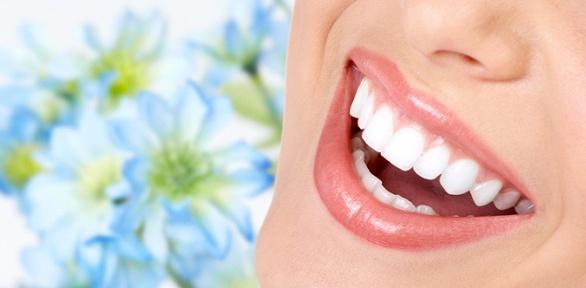 Процедура косметического отбеливания зубов отстудии White &Smile