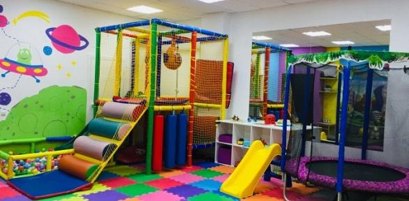 Детский праздник всети игровых комнат Bim Bom