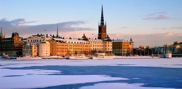 Круиз вФинляндию, Швецию, Эстонию отоператора «ПМП»