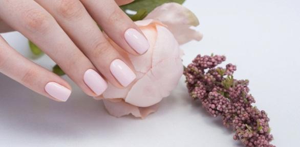 Маникюр спокрытием ногтей гель-лаком вкабинете Beauty_Nail_Ivanovo