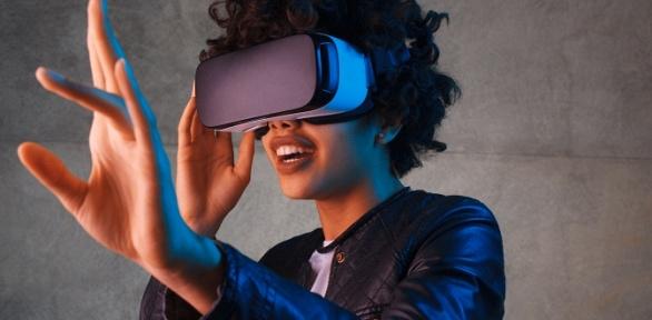 Игра вклубе виртуальной реальности VR4a