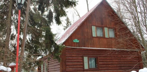 Отдых спосещением бани впарк-отеле «Царский лес»