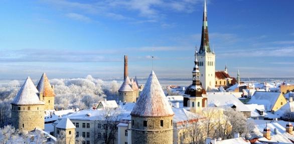 Тур «Новый год всказочном Таллине»