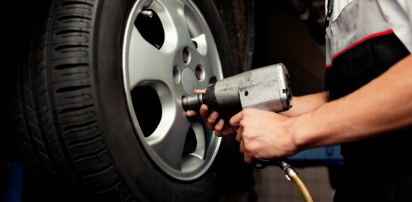 Шиномонтаж колес радиусом отR12 доR18в шиномонтажном сервисе «Лосевы»