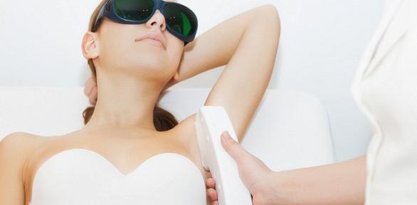 Сеансы лазерной эпиляции встудия Izum