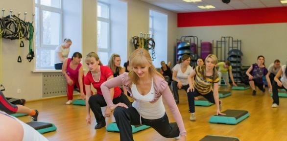 Тренировки различной направленности вфитнес-клубе «Максфит»