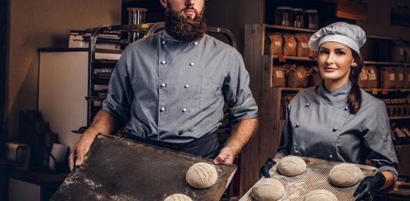 Посещение мастер-класса поприготовлению хлеба от«Кулинарии здоровья»