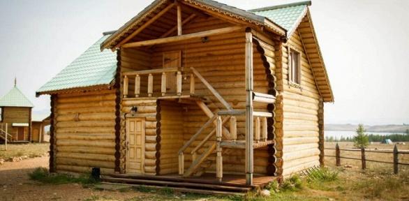 Отдых наберегу озера Байкал набазе отдыха «Байкальская сказка»