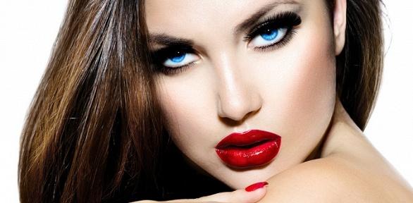 Перманентный макияж век, губ, бровей, микроблейдинг всалонах Notebene