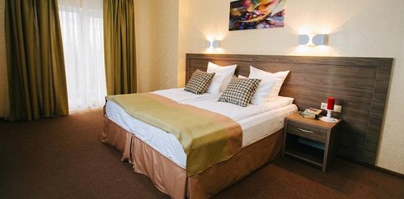 Отдых в номере категории люкс в отеле «Хемингуэй»