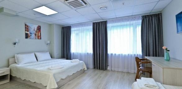 Отдых вцентре Москвы для двоих или компании вгостинице «Город Отель» 3*