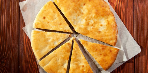 Осетинские пироги сподарком отпекарни «Гурман»