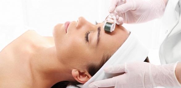 Процедуры поуходу закожей лица всалоне красоты OSmirnova Salon