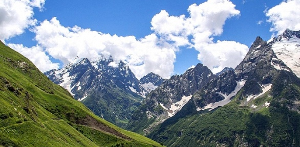 Экскурсионный тур «Солнечный Кавказ» оттуроператора «Магтур»