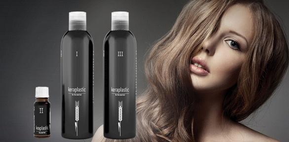 Средства для ламинирования волос или керапластики