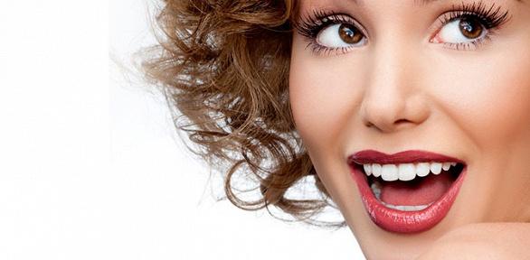 Чистка зубов посистеме AirFlow сфторированием или без вклинике «Ясень»