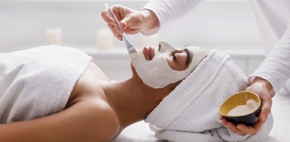 Чистка, пилинг, микротоковая терапия, RF-лифтинг лица встудии Linea Beauty