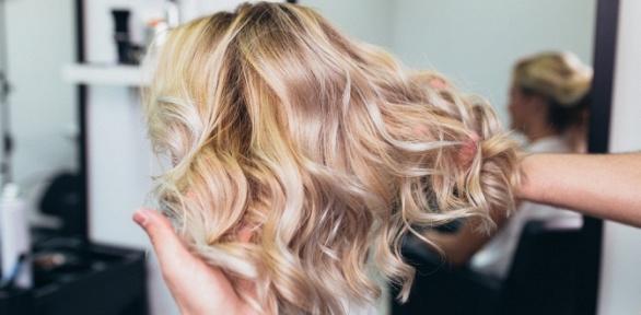 Стрижка иокрашивание волос впарикмахерской «Персона»