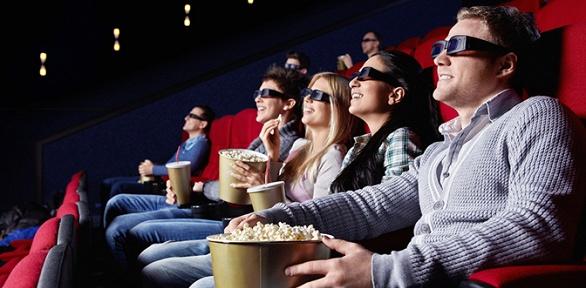 Билет напосещение 5D-кинотеатра впарке развлечений «Завод»