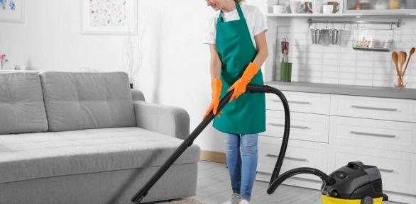 Генеральная уборка, химчистка мебели откомпании EcoHouse