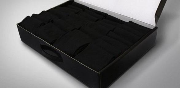 Подарочный кейс носков «Классик», «Бизнес» или «Бамбук»