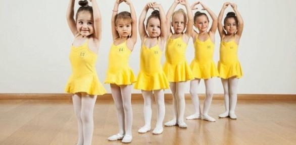 До12занятий балетом для детей вбалетной студии Егора Симачева