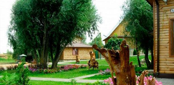 Загородный отдых набазе отдыха «Избушка»