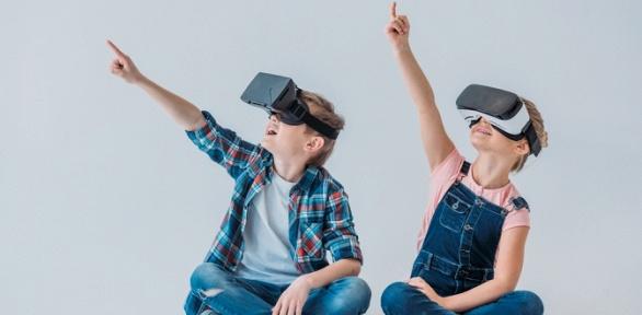 Игра вшлеме HTC Vive вклубе VRsector