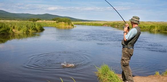 Организация рыбалки натерритории клуба «Деревня»