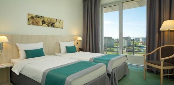 Отдых в отеле «Сочи Парк Отель 3*» от «Ника Трэвел»