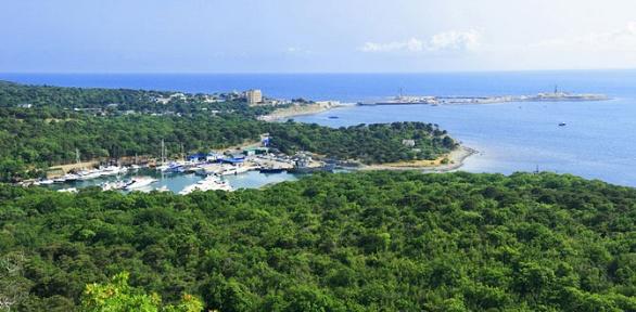 Отдых вАнапе наберегу Черного моря спитанием вгостинице «Черноморская»