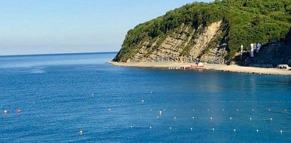 Отдых в Краснодарском крае на берегу Черного моря в отеле «Кавказ»