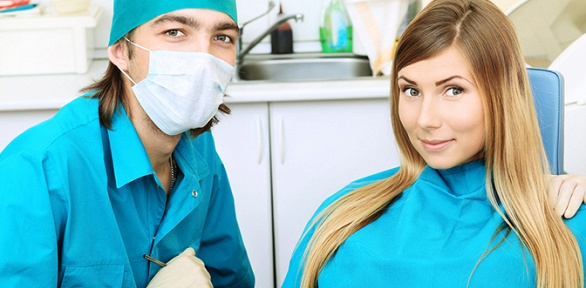 Чистка зубов отклиники «МДХ-Сервис»