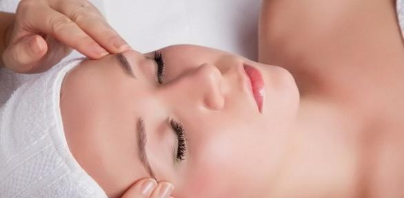 УЗ-чистка лица, массаж лица всалоне красоты «Алина»
