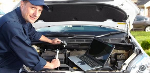 Водородная очистка двигателя идиагностика авто отцентра «Свой»