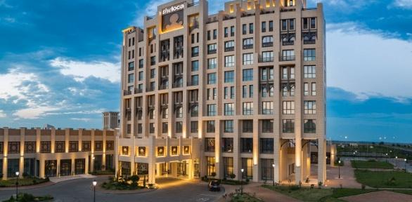 Отдых вГрозном спосещением бассейна вотеле The Local Hotels Grozny