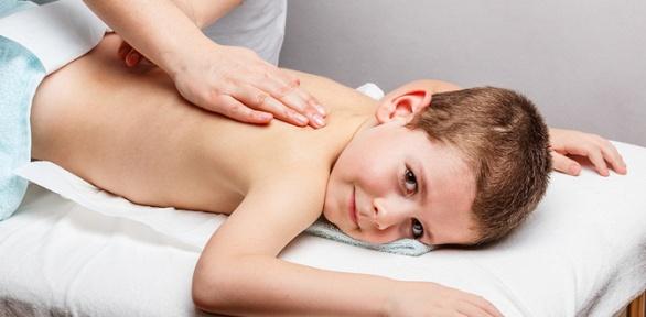 Общий массаж отлечебно-диагностического центра «Сибирское здоровье»