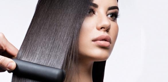 Стрижка, укладка или окрашивание волос вcтудии красоты «Ёлки»