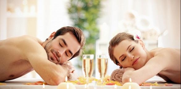 SPA-программа, SPA-свидание или SPA-девичник всалоне SPA-Therapy