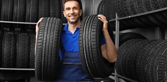 Шиномонтаж или хранение колес всервисе Garage Team